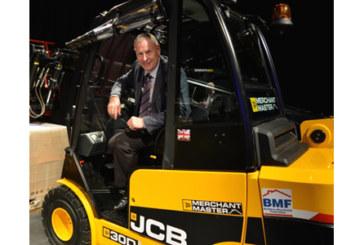 BMF stamp of approval for JCB Merchant Master Teletruk