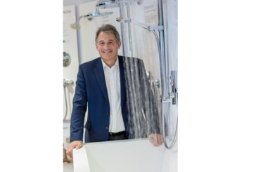 Face to Face: talking innovation in showers with Aqualisa's David Hollander