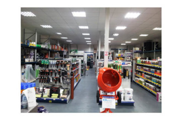 New layout for Beers Timber & Building Supplies