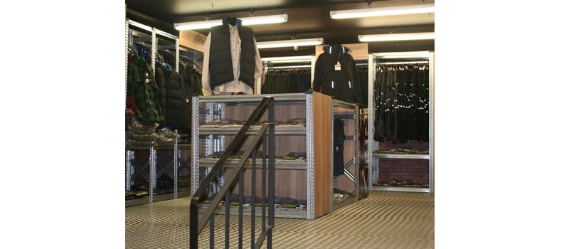 Dickies reveals Authorised Workwear Dealers concept