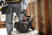Tool bags and storage equipment for the trade
