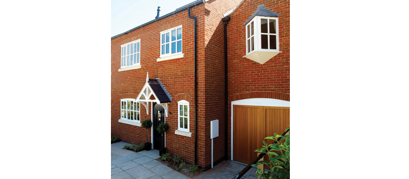 Upselling with high performance timber windows