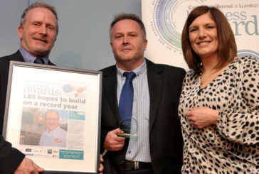 LBS wins prestigious award