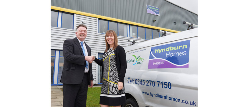 Jewson boosts efficiency and adds value at Hyndburn homes