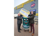 Selco provides charity windfall