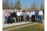 Buttle's top team visits paving manufacturer in Ireland