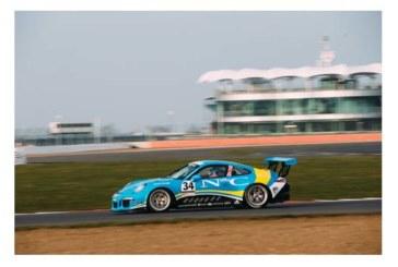 N&C in 2015 Porsche Carrera Cup GB Sponsorship Deal