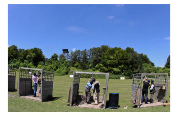 Rainy Day Trust launches clay pigeon shoot for merchants