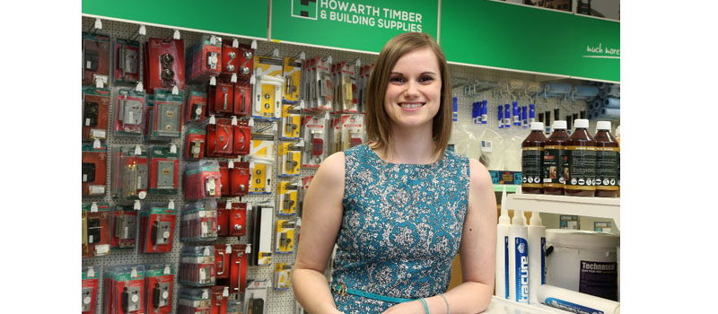 New appointment strengthens Howarth Timber's digital presence