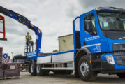 R S Miller hits the heights with new Volvo FE