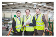 LED refit shines a spotlight on Howarth Timber