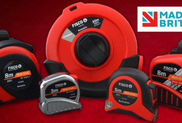 Fisco Tools joins the 'Made In Britain' campaign