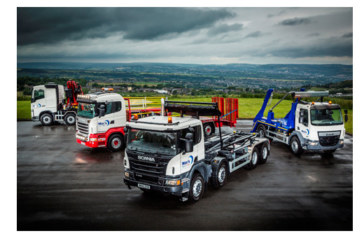 MAC's Truck Rental takes to the road with £10m investment