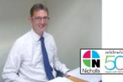 New senior appointment for John Nicholls
