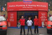 Seven day opening for Pimlico Plumbing & Heating Merchants