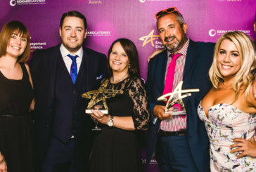 Travis Perkins doubles up on wins at the Engagement Excellence Awards 2015