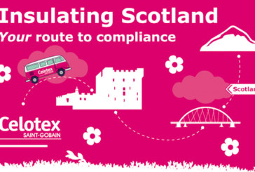 Celotex hails success of its 'Insulating Scotland' campaign
