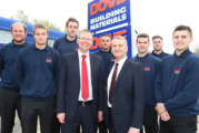 JT Dove marks graduation of eight apprentices