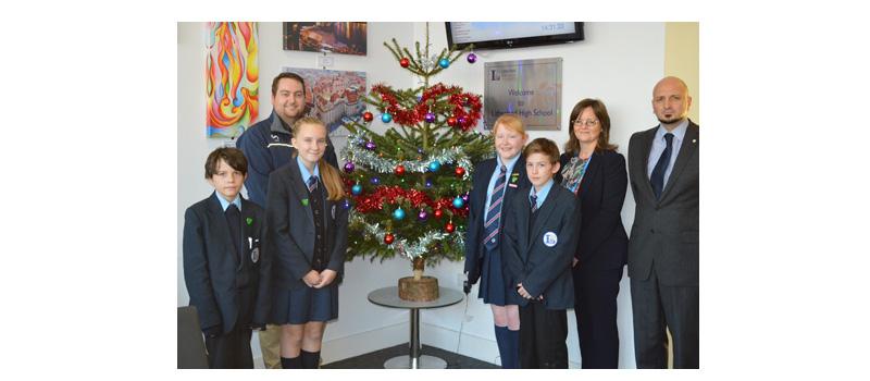 Sovini Trade Supplies brings Christmas cheer to local schools