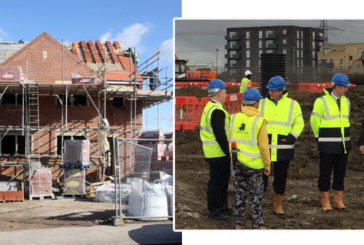 Government announces plans to 'directly commission' building of new homes