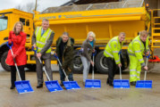 Balfour Beatty Living Places and Jewson donate 250 snow shovels