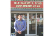 BMCo announces Branch Manager for new Hull branch