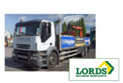 Lords Builders Merchants acquires George Lines