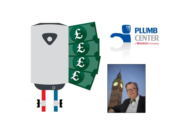 Plumb Center welcomes London Boiler Cashback Scheme