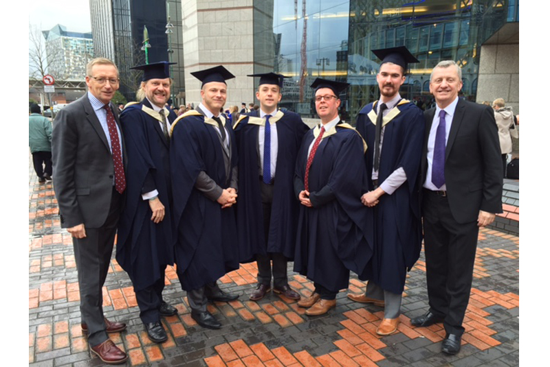 Howarth Timber duo complete BMF Diploma