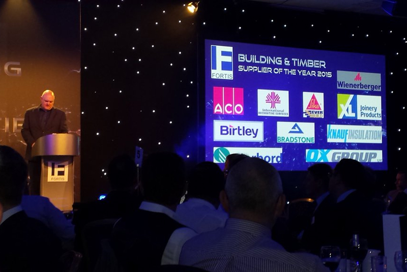 Fortis announces awards winners at Supplier Conference