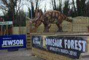 Jurassic Park! Jewson Maidstone goes dino crazy!