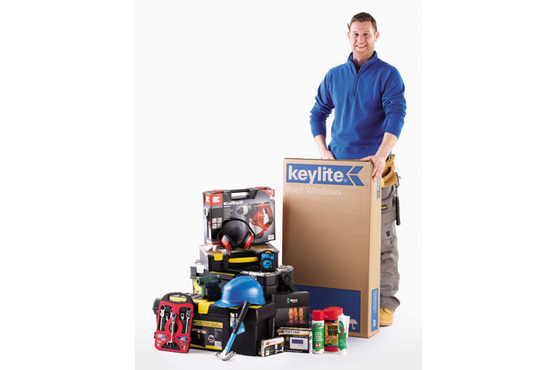 Keylite launches Rewards promotion for merchants and installers