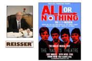 Reisser Chairman turns mod musical impresario!