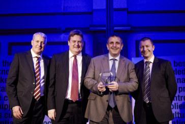 Stelrad wins supplier award from Graham