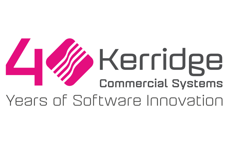 Kerridge Commercial Systems celebrates 40th anniversary