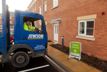 Jewson wins Barratt Developments' Supplier of the Year