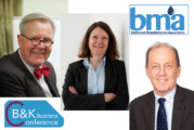 BMA builds its conference line up