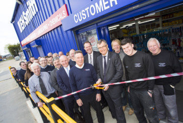 EH Smith in Witham unveils £250,000 redevelopment