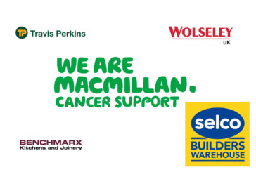 Macmillan Cancer Support unites leading industry firms