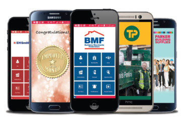 BMF App delivers information to employees' fingertips