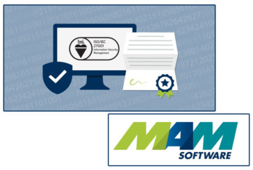 MAM awarded information security certification