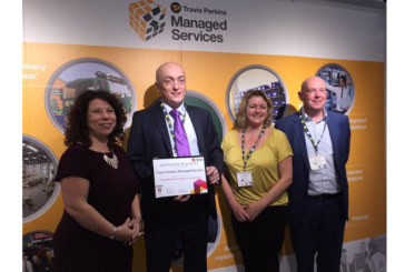 Travis Perkins Managed Services awarded Tpas Quality Mark