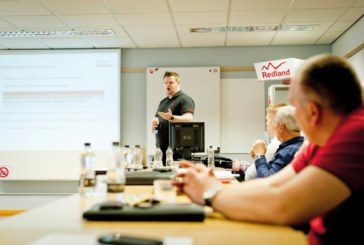 Redland delivers training boost
