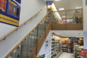 Richard Burbidge stairparts just Champion for new branch