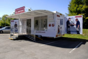 Ariston's training vehicle hits the road