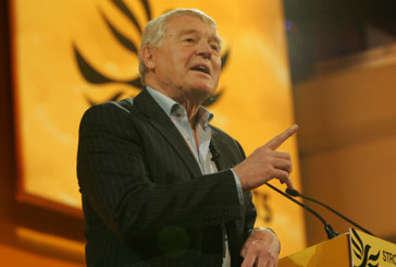 Paddy Ashdown confirmed for the 2017 BMF Conference