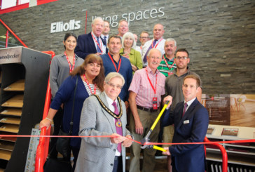 Elliotts launches 'new and improved' Ringwood branch