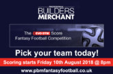 Fantasy Football returns!