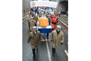 WCoBM merchants backing London's Lord Mayor's Show