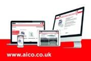 Aico launches new website
